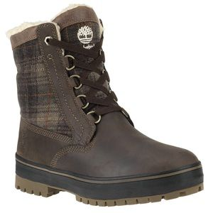 53065109d3a TIMBERLAND MEN'S SPRUCE MOUNTAIN WATERPROOF BOOTS NWT